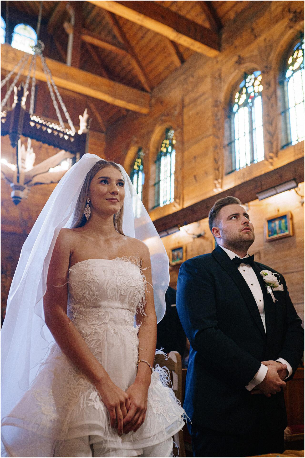 Maria & Kuba   ślub w Zakopanym 16
