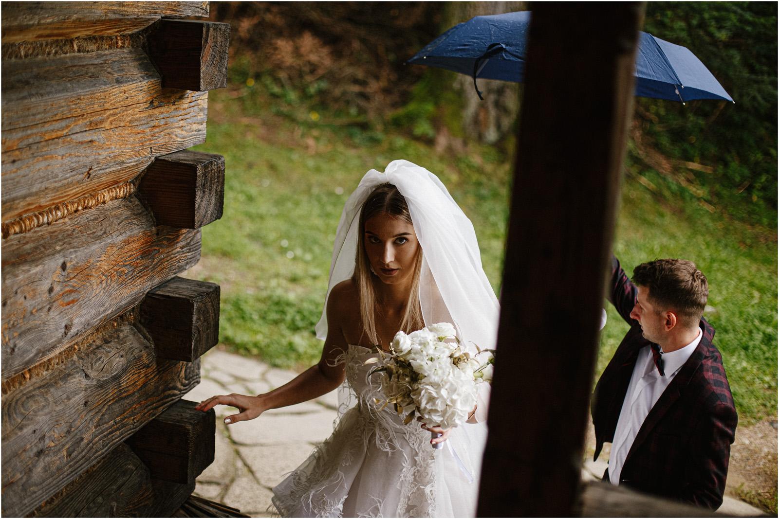 Maria & Kuba   ślub w Zakopanym 9