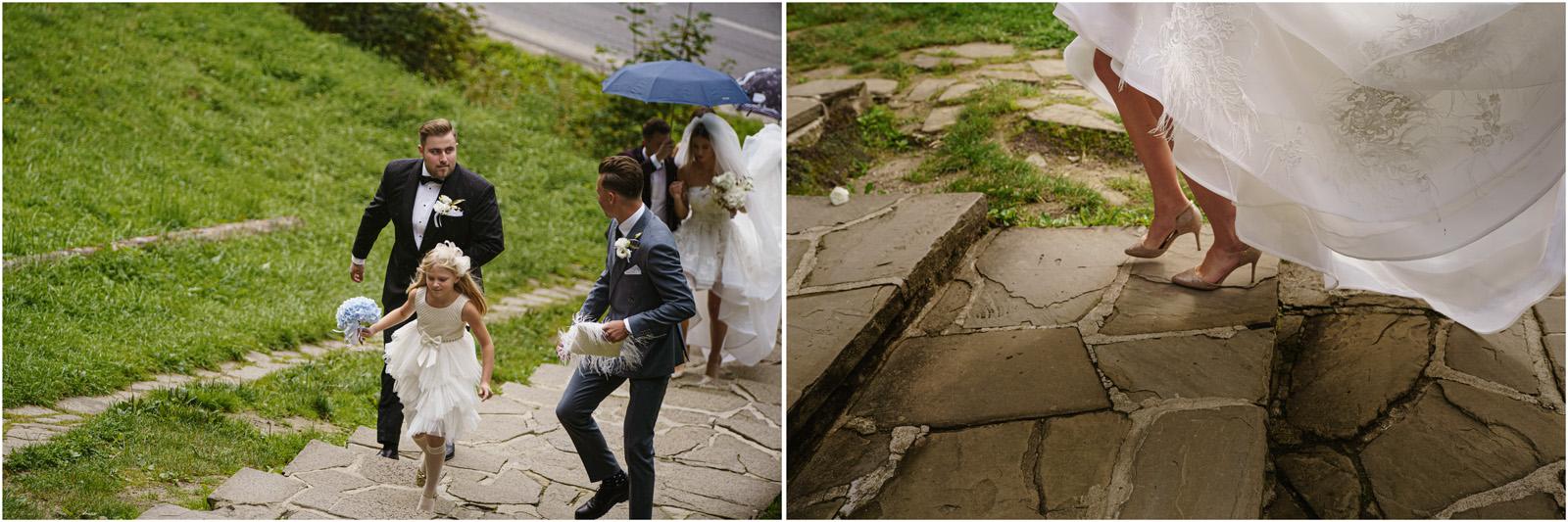 Maria & Kuba   ślub w Zakopanym 8