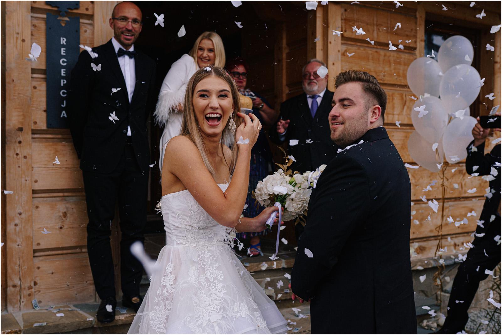 Maria & Kuba   ślub w Zakopanym 41