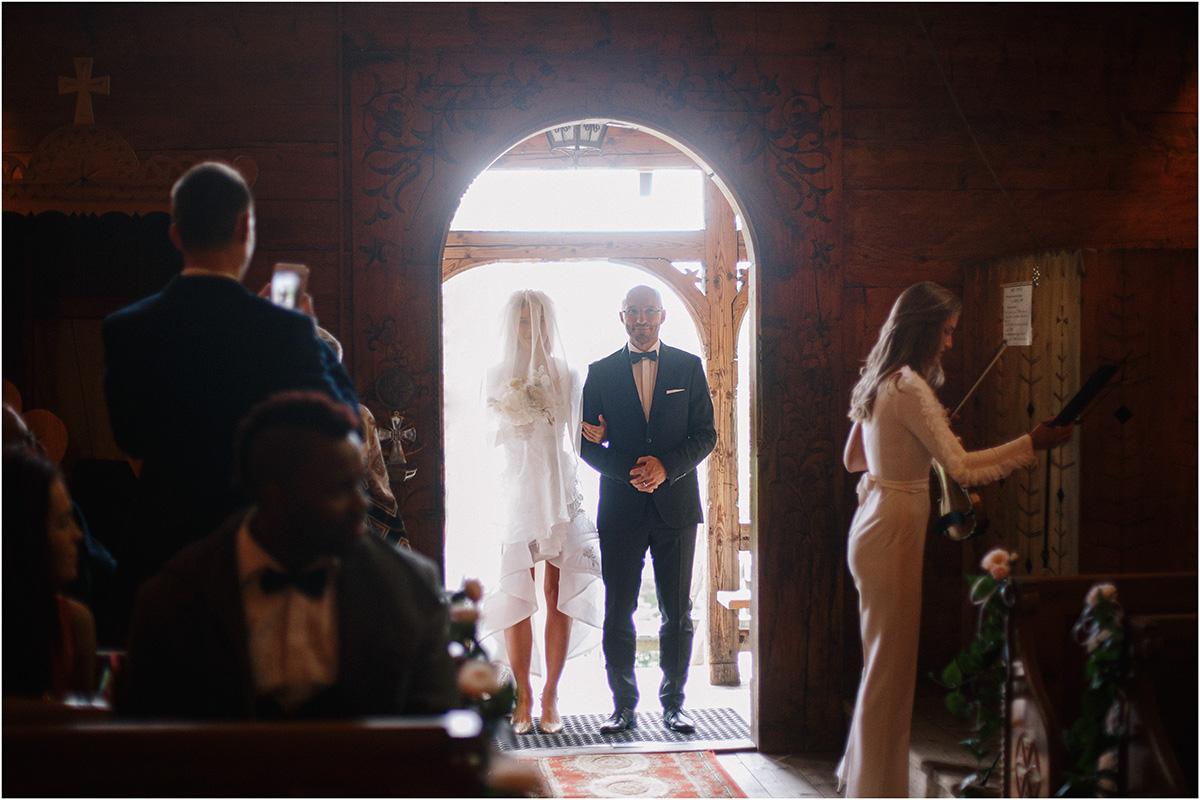 Maria & Kuba | ślub w Zakopanym 11