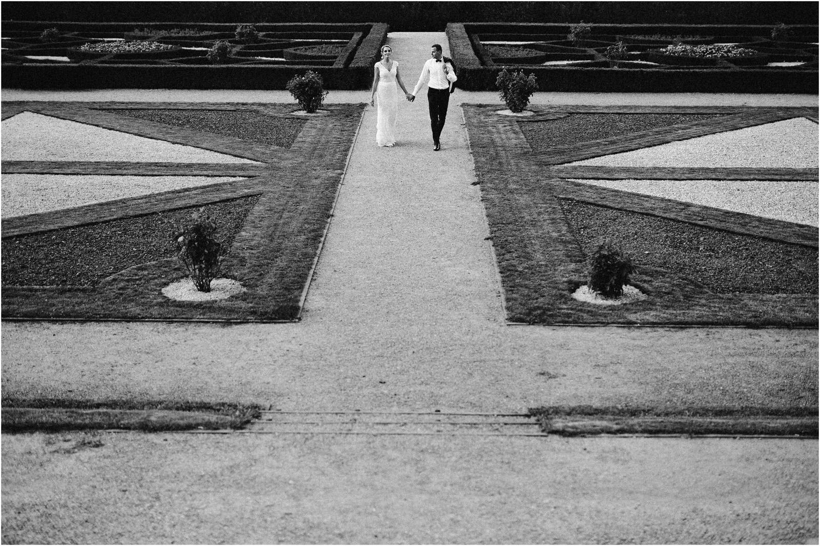 Anna & Michał | sesja w Pałacu Biskupów 19