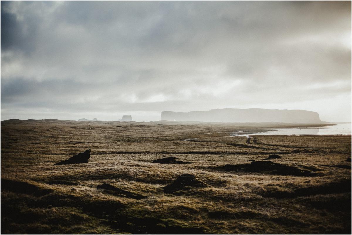 ICELAND III niebieska i czarna plaża 5