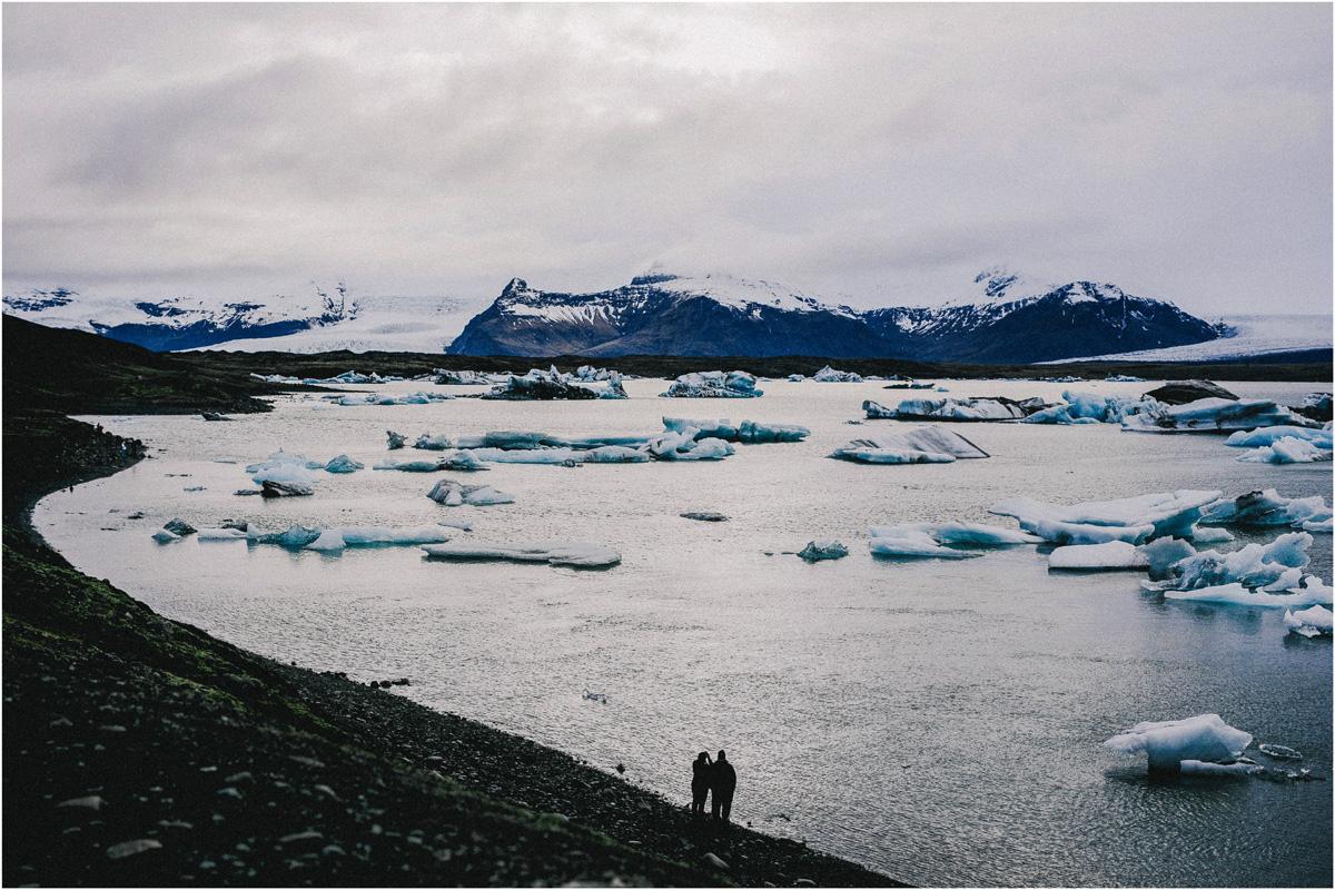 ICELAND III niebieska i czarna plaża 33