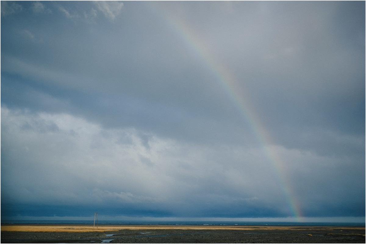 ICELAND III niebieska i czarna plaża 41