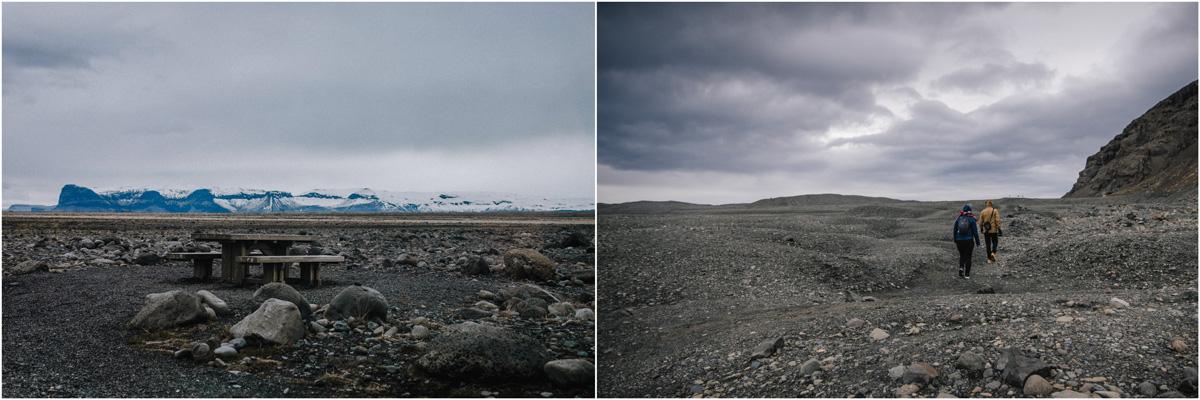 ICELAND III niebieska i czarna plaża 25
