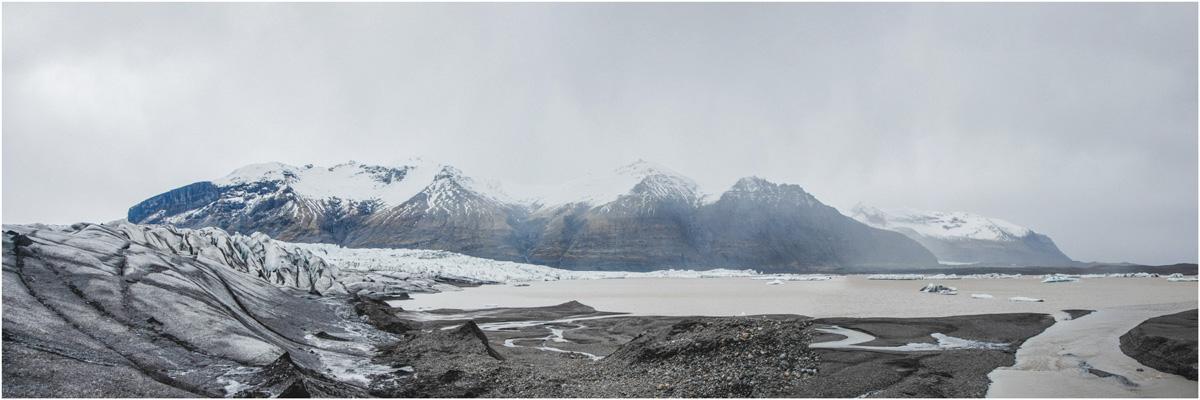 ICELAND III niebieska i czarna plaża 28