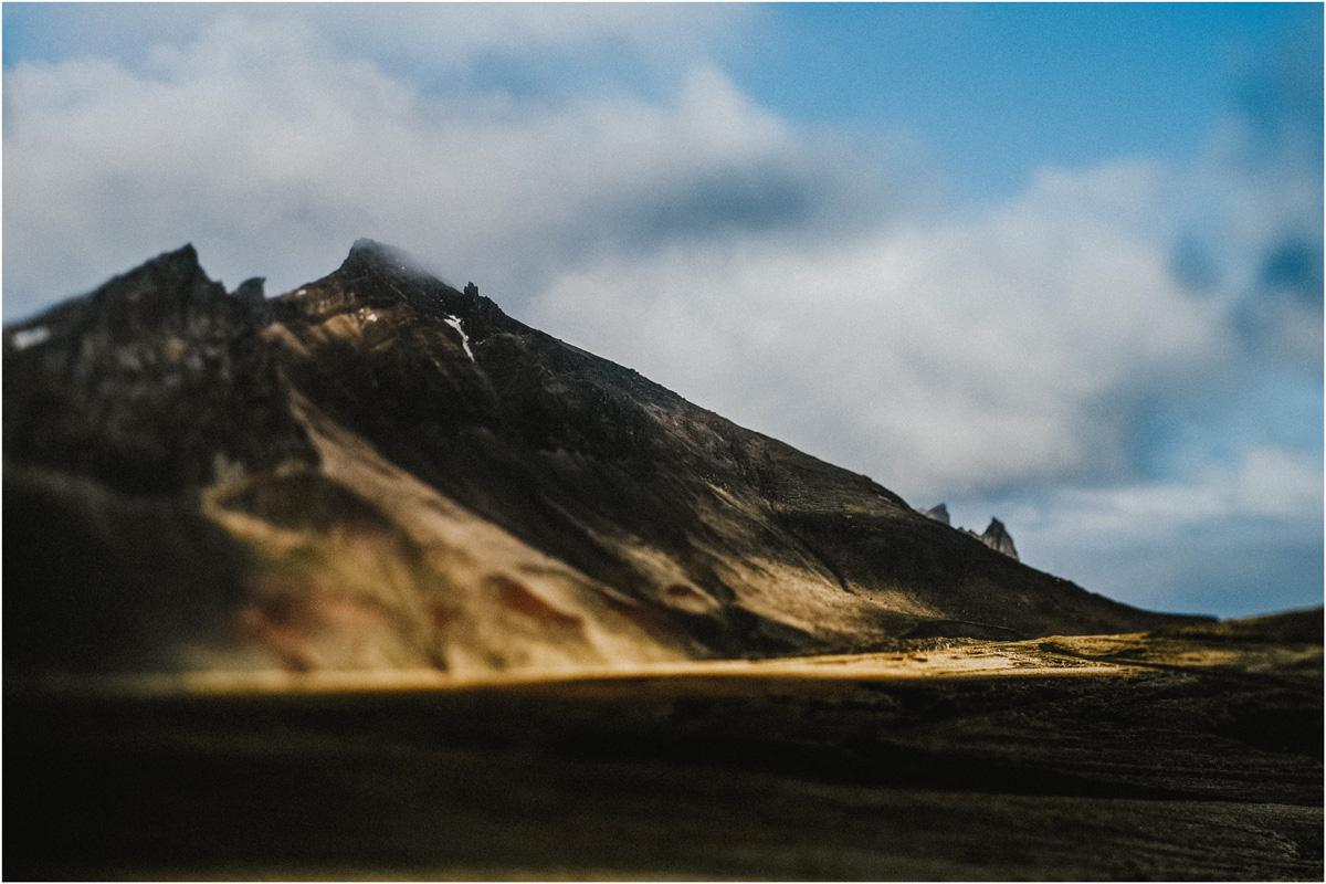 ICELAND III niebieska i czarna plaża 4
