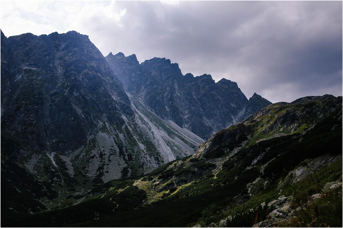 W Chacie pod Rysami. Tatry słowackie. 43