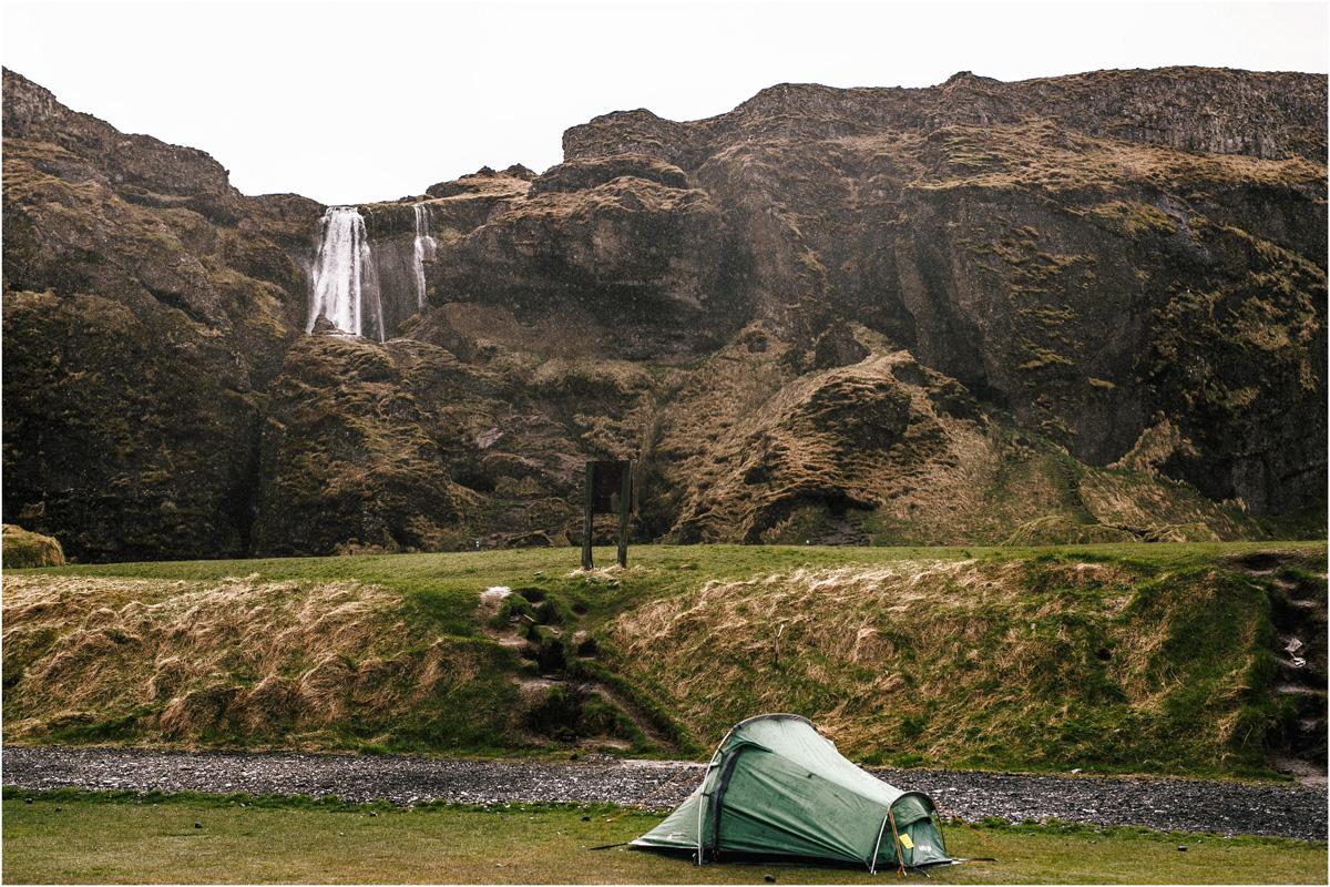 ICELAND II źródła i wodospady 1