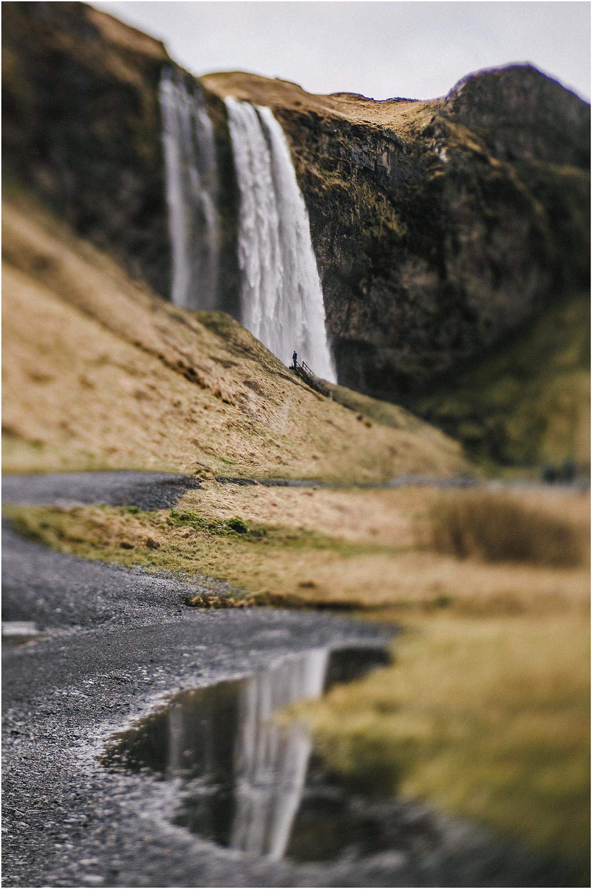 ICELAND II źródła i wodospady 9