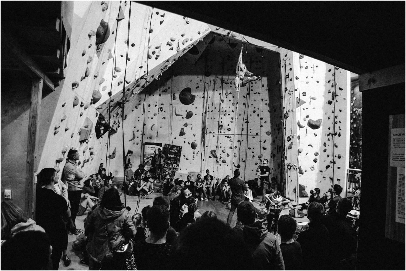 Igrzyska boulderowe w Mobiusie 37