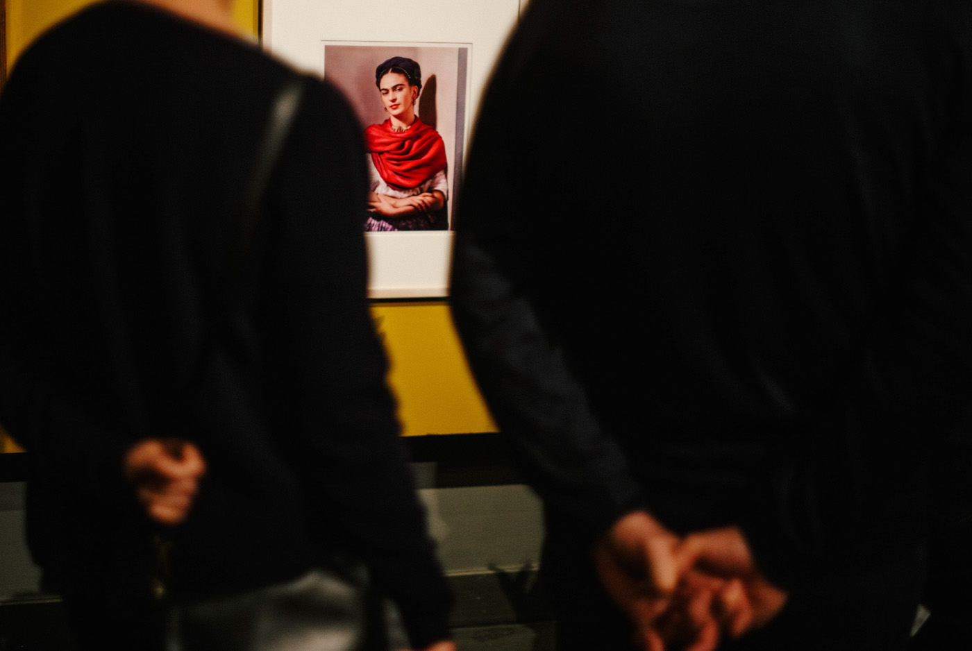 Pani Kahlo i jej mąż Diego 5