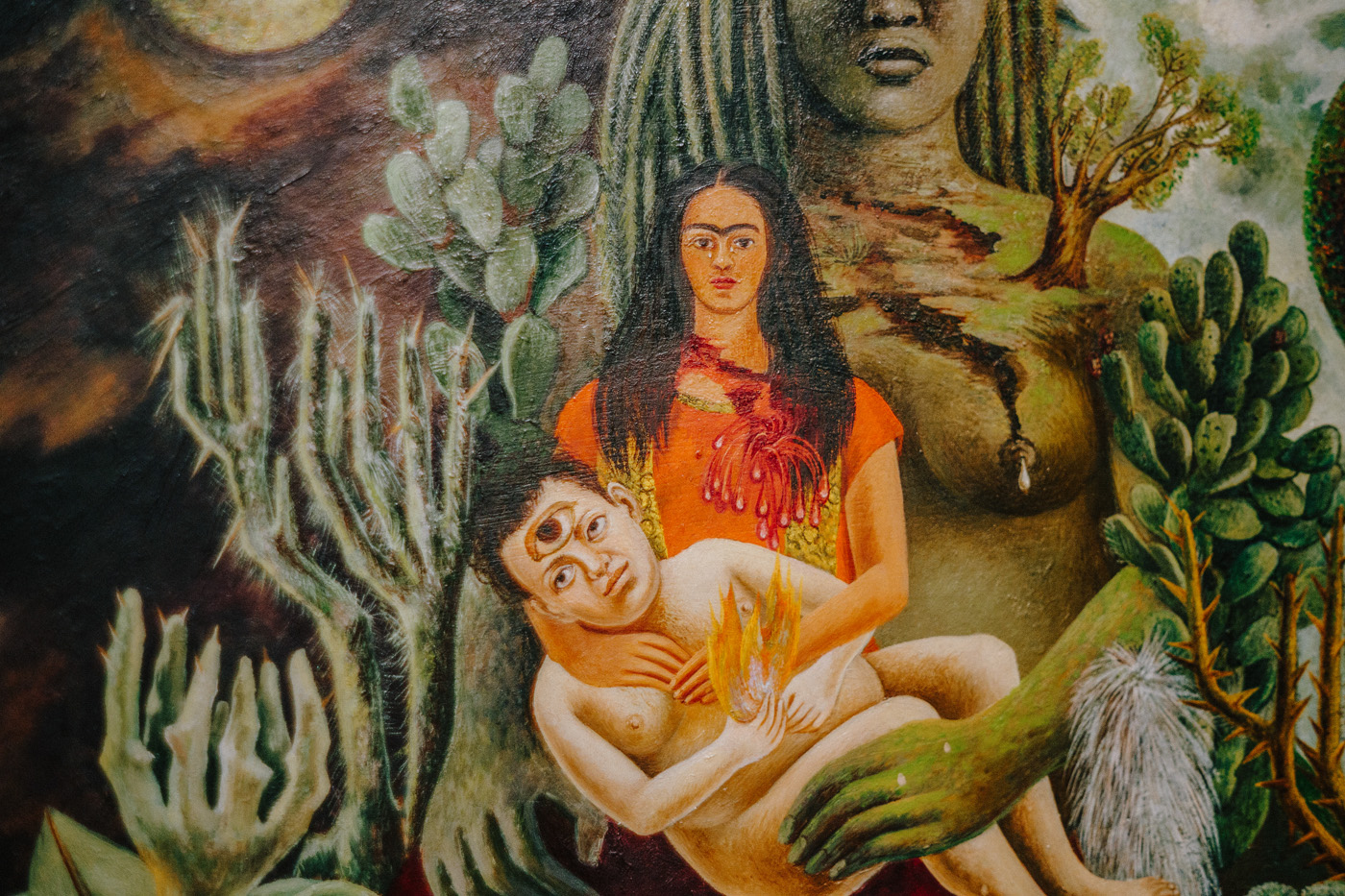 Pani Kahlo i jej mąż Diego 4