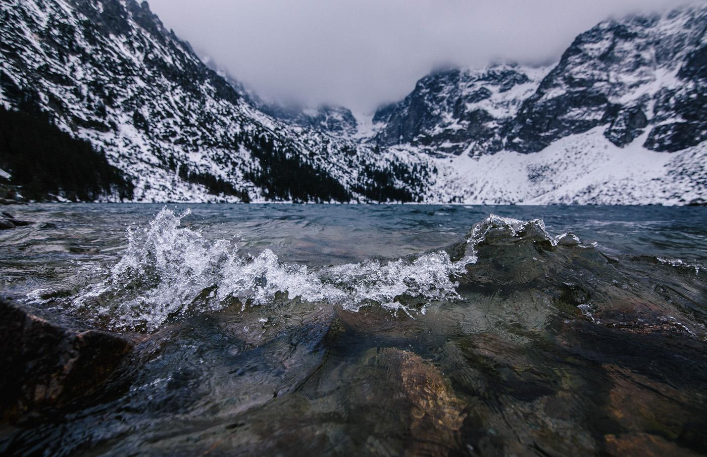 Zima nad Morskim Okiem 11