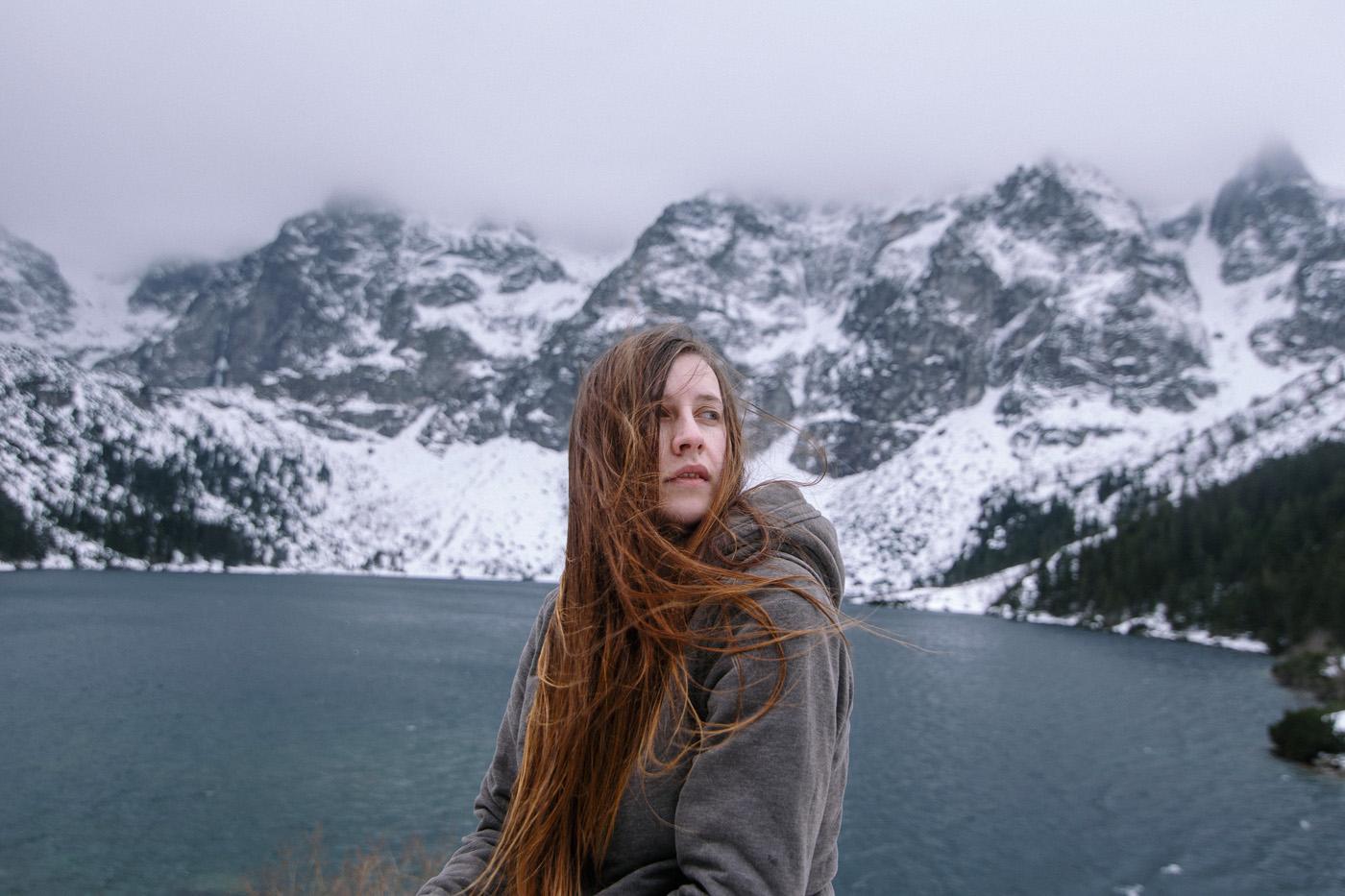Zima nad Morskim Okiem 10