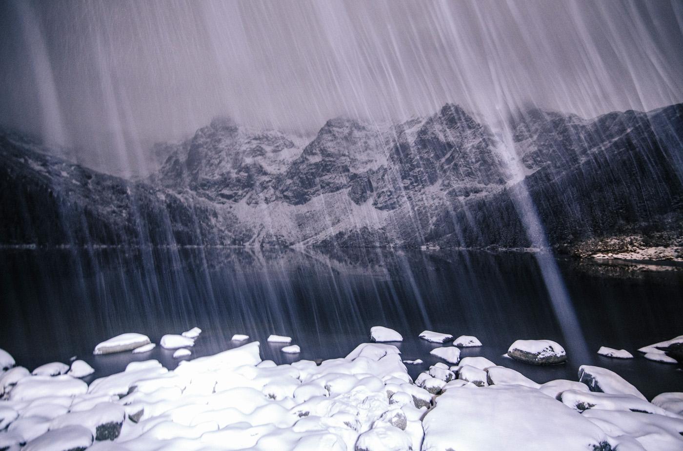 Zima nad Morskim Okiem 14