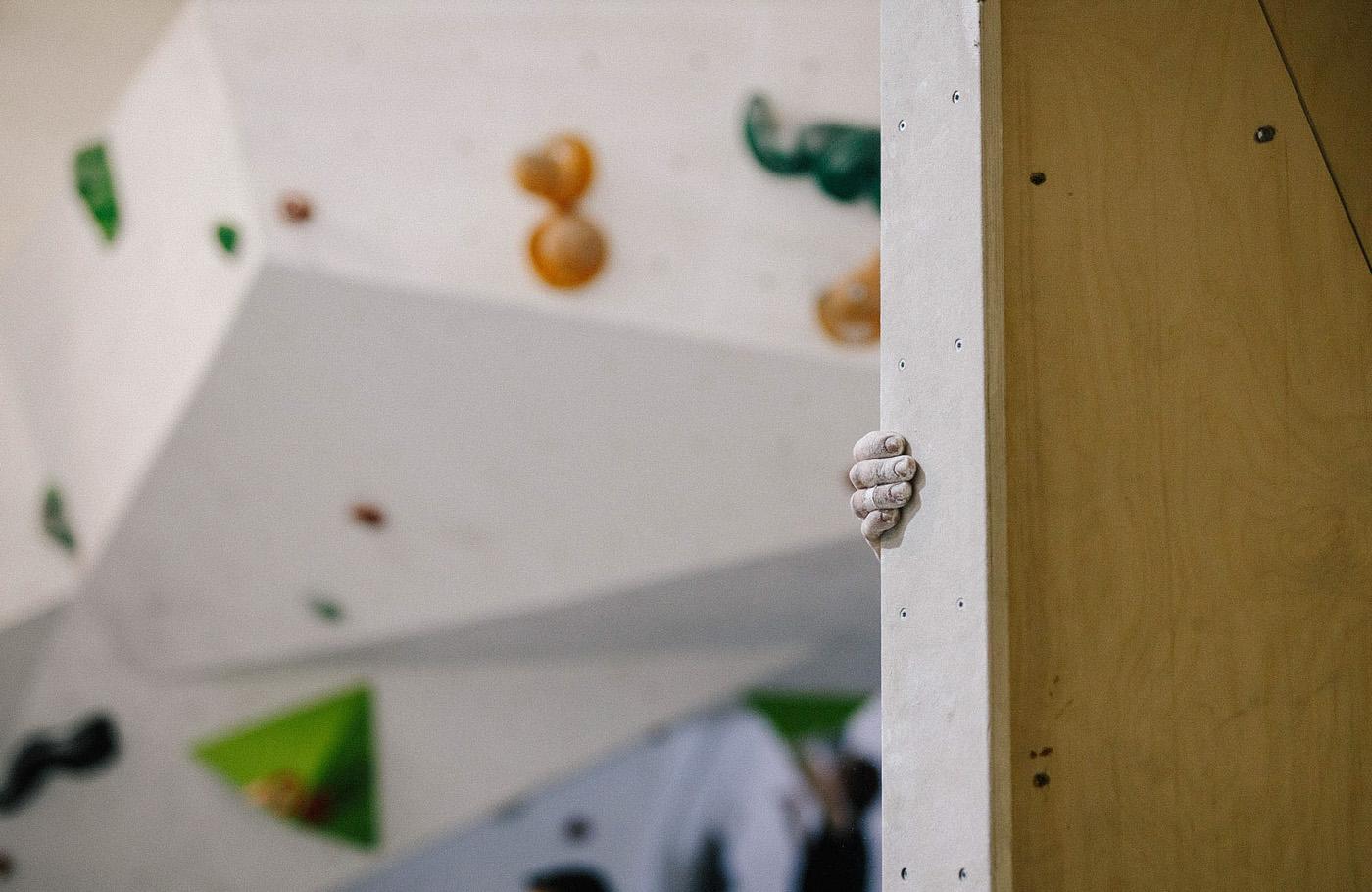 Igrzyska boulderowe w Mobiusie 19