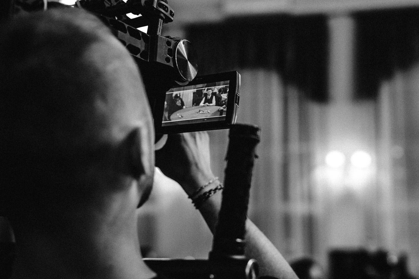 """Nocne rapowanie. Making of teledysku """"Miało się nie udać"""" Jan-rapowanie. 10"""