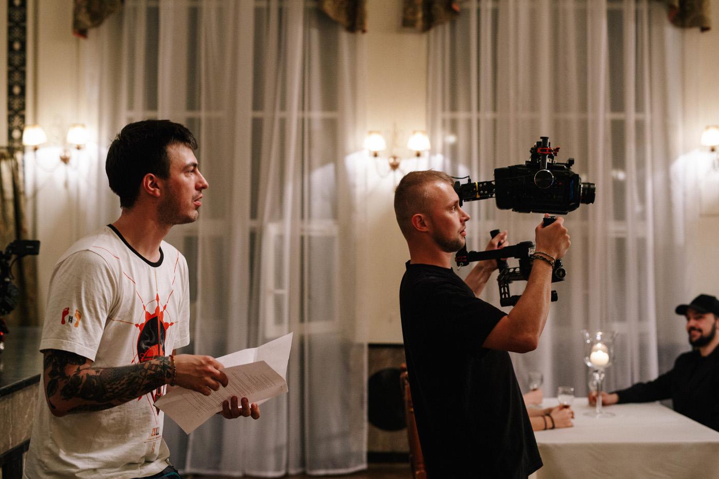 """Nocne rapowanie. Making of teledysku """"Miało się nie udać"""" Jan-rapowanie. 11"""