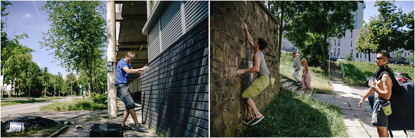KSF # 5 Urban climbing 25