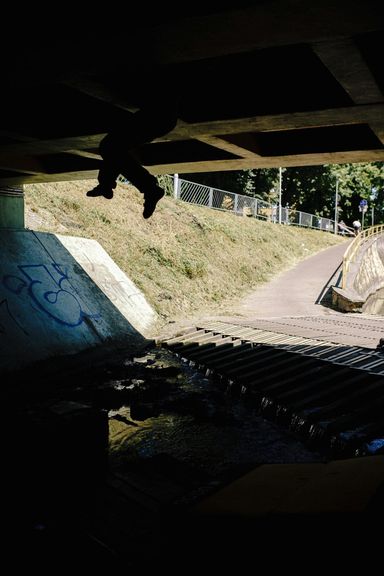 KSF # 5 Urban climbing 8