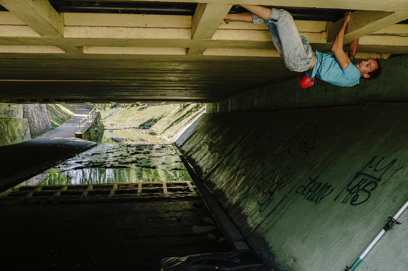 KSF # 5 Urban climbing 10