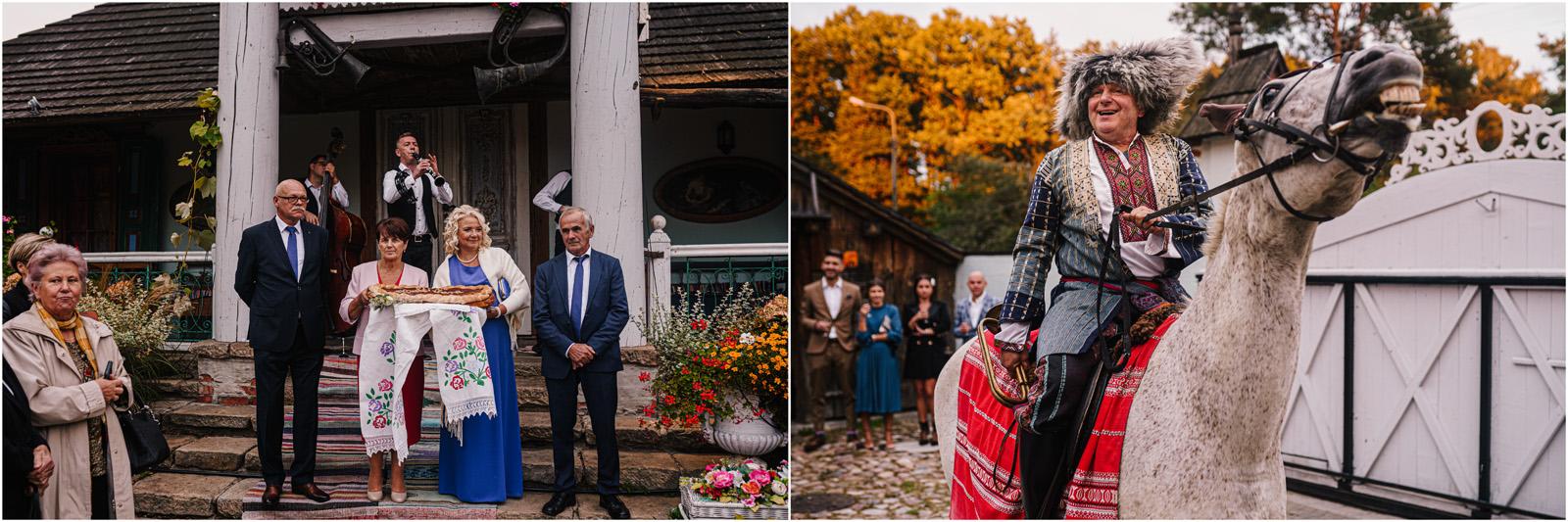 Kasia & Kamil | rustykalny ślub w Folwarku u Różyca 36