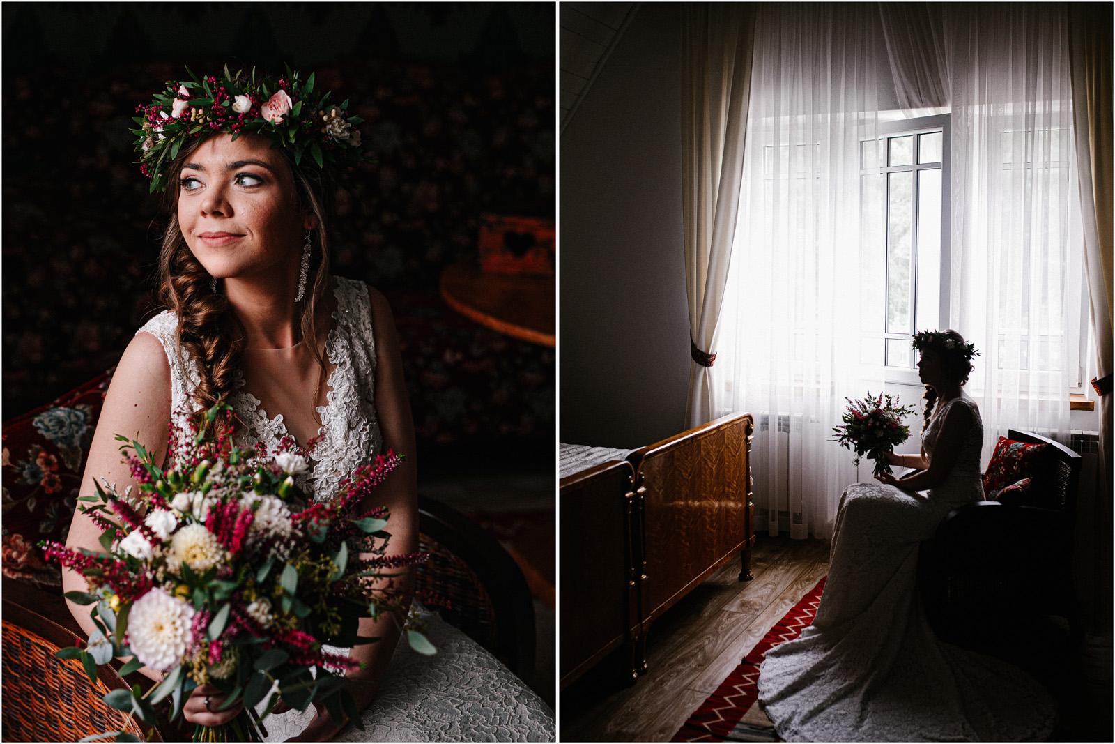 Kasia & Kamil | rustykalny ślub w Folwarku u Różyca 8
