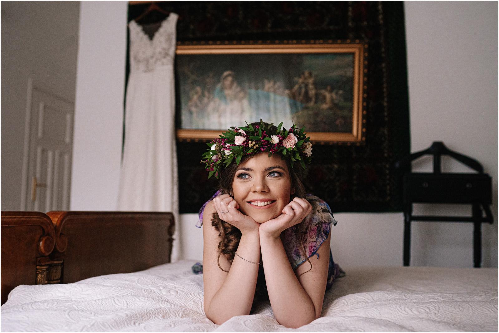 Kasia & Kamil | rustykalny ślub w Folwarku u Różyca 4