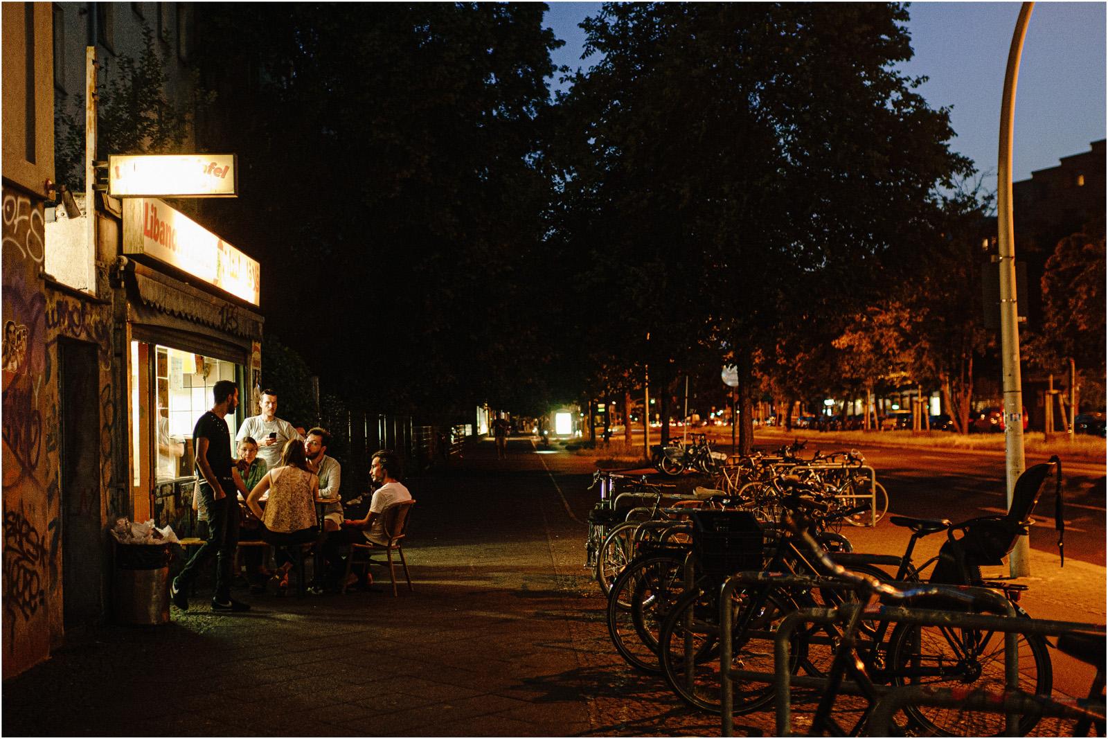 Miasto rowerów. Berlin. 89
