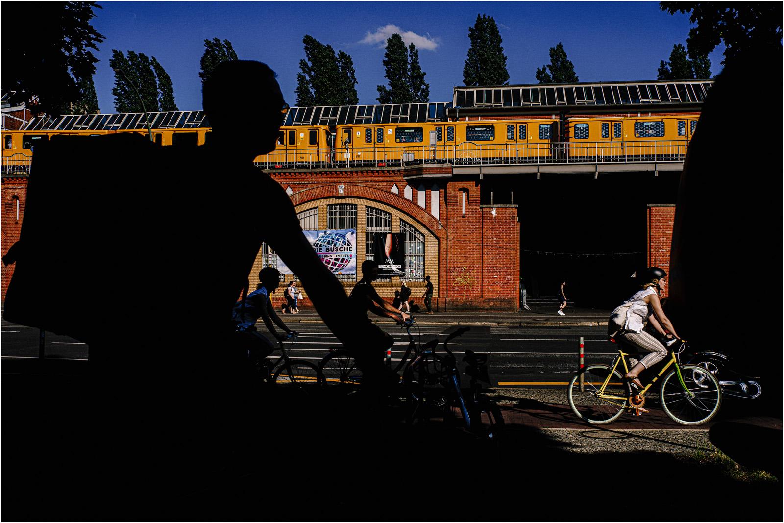 Miasto rowerów. Berlin. 142