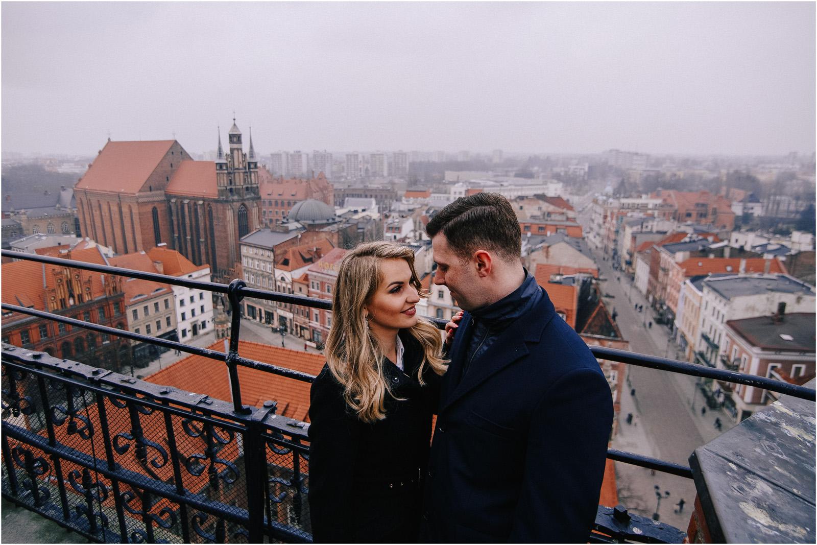 Patrycja & Kamil | sesja ślubna w Toruniu 20