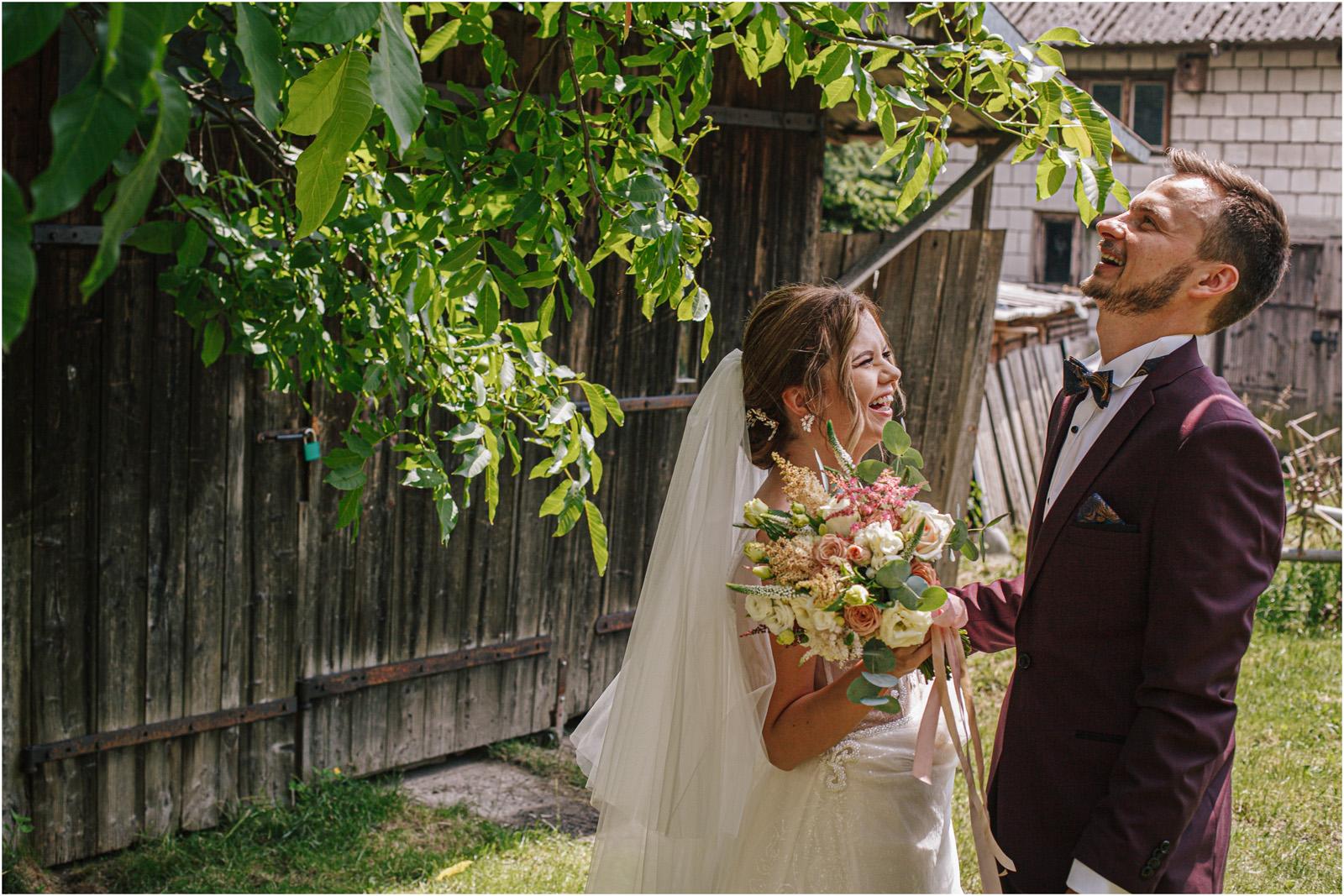 Kasia & Damian   ślub plenerowy w Kuźni Smaków i sesja w skansenie 15