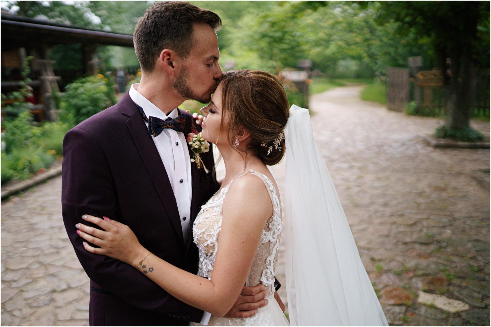 Kasia & Damian   ślub plenerowy w Kuźni Smaków i sesja w skansenie 23