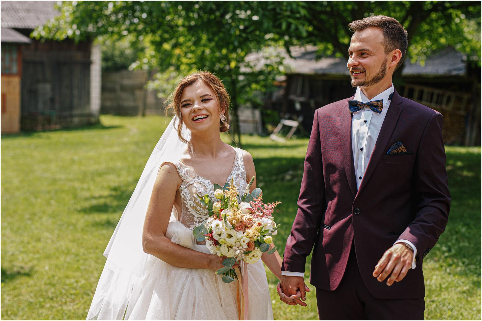 Kasia & Damian   ślub plenerowy w Kuźni Smaków i sesja w skansenie 17