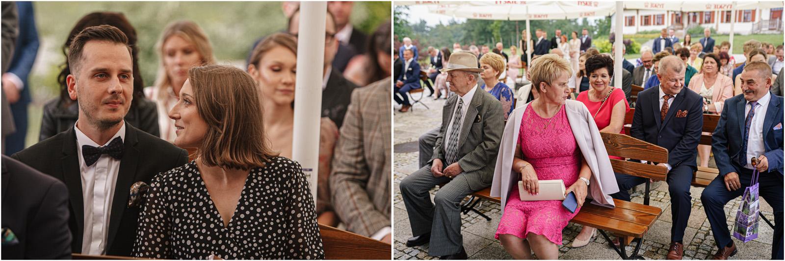 Kasia & Damian   ślub plenerowy w Kuźni Smaków i sesja w skansenie 33