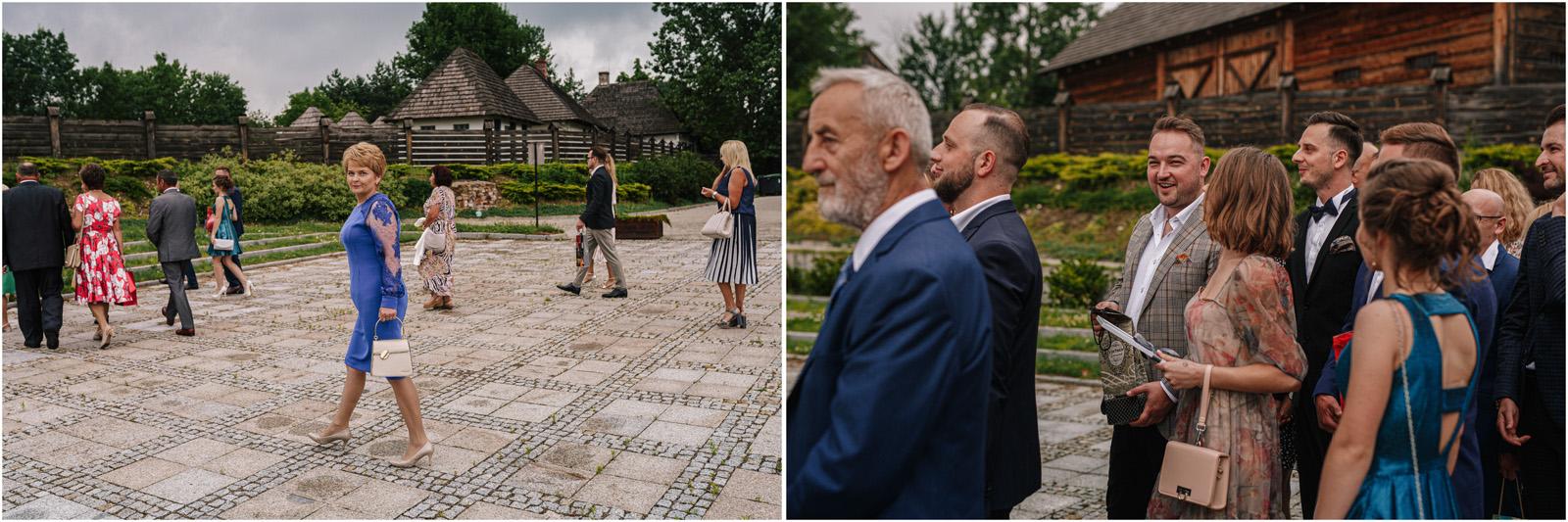 Kasia & Damian   ślub plenerowy w Kuźni Smaków i sesja w skansenie 41