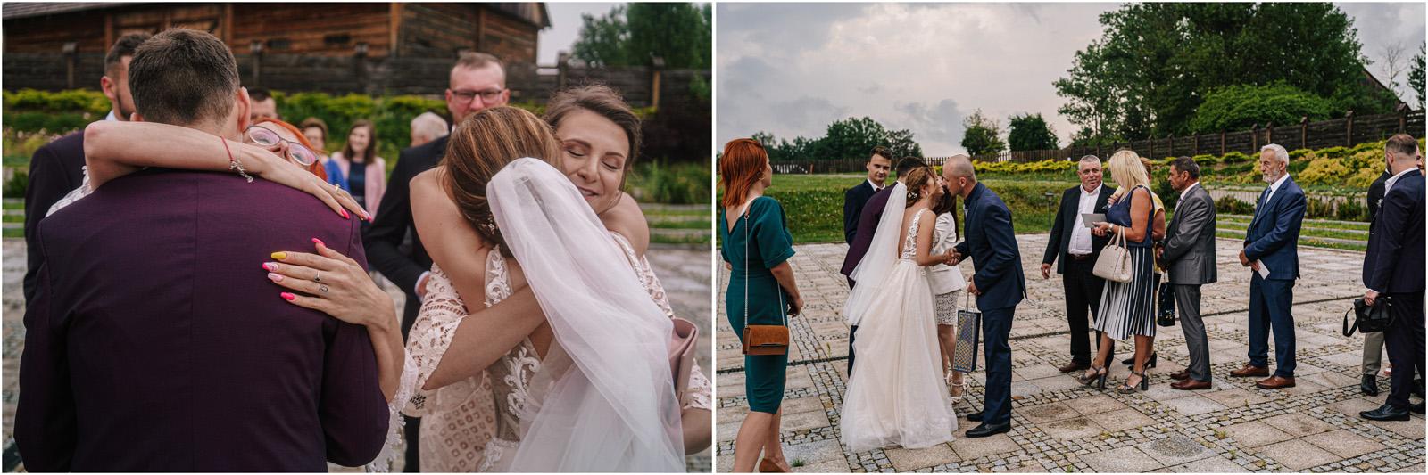 Kasia & Damian   ślub plenerowy w Kuźni Smaków i sesja w skansenie 43