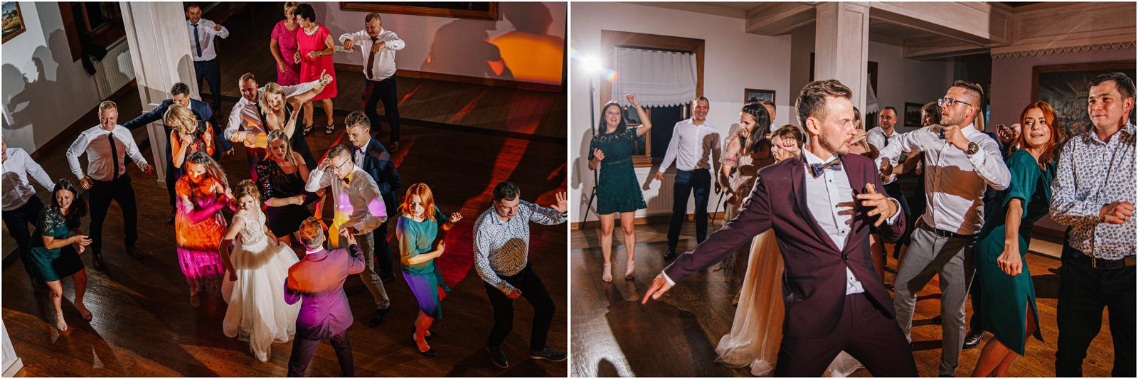 Kasia & Damian   ślub plenerowy w Kuźni Smaków i sesja w skansenie 107