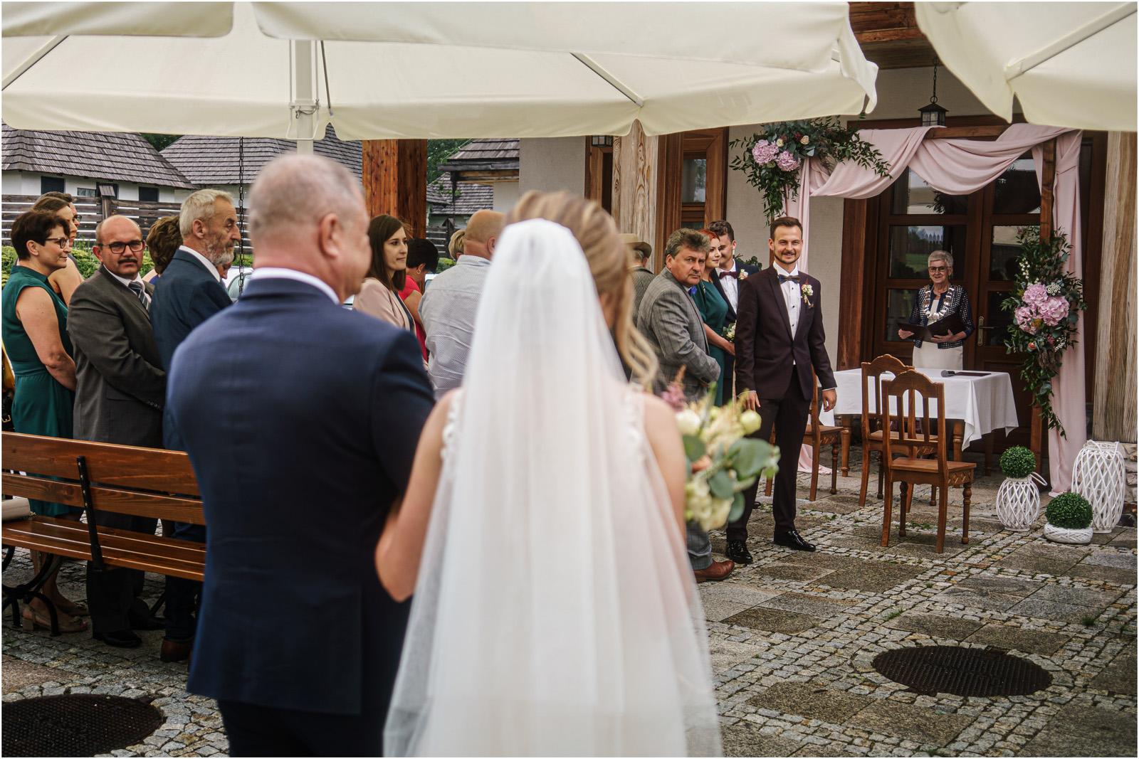 Kasia & Damian   ślub plenerowy w Kuźni Smaków i sesja w skansenie 29