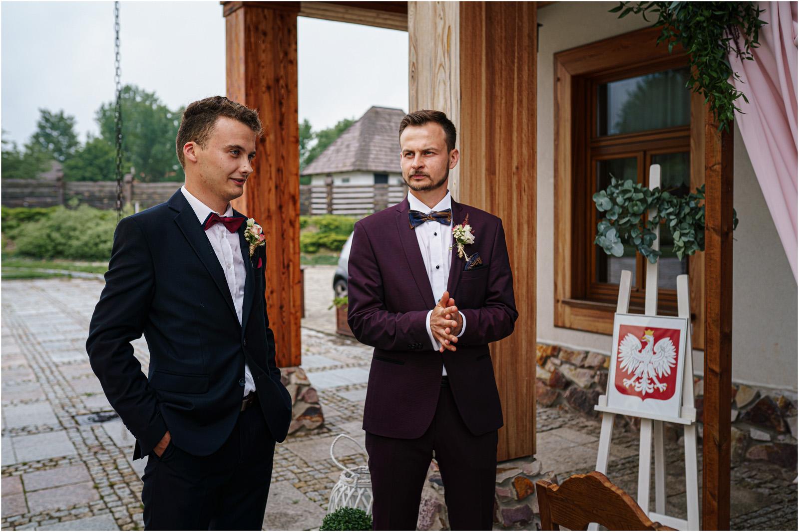 Kasia & Damian   ślub plenerowy w Kuźni Smaków i sesja w skansenie 28