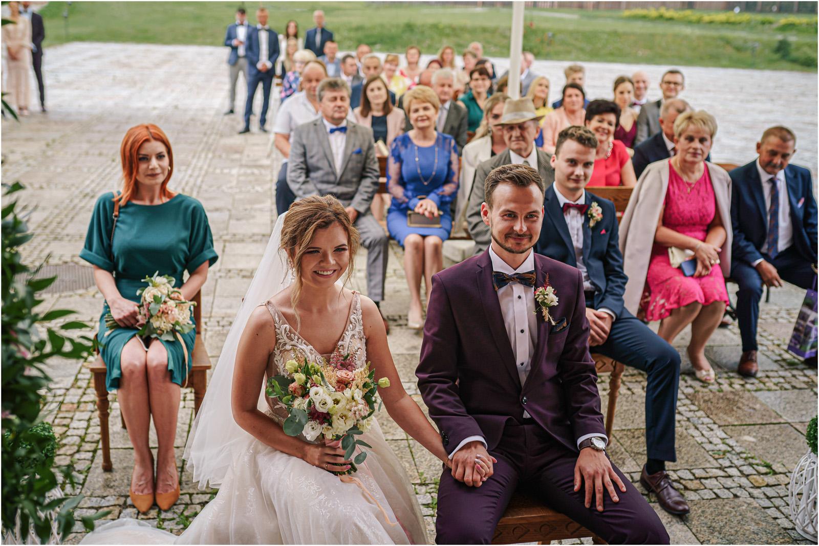 Kasia & Damian   ślub plenerowy w Kuźni Smaków i sesja w skansenie 32