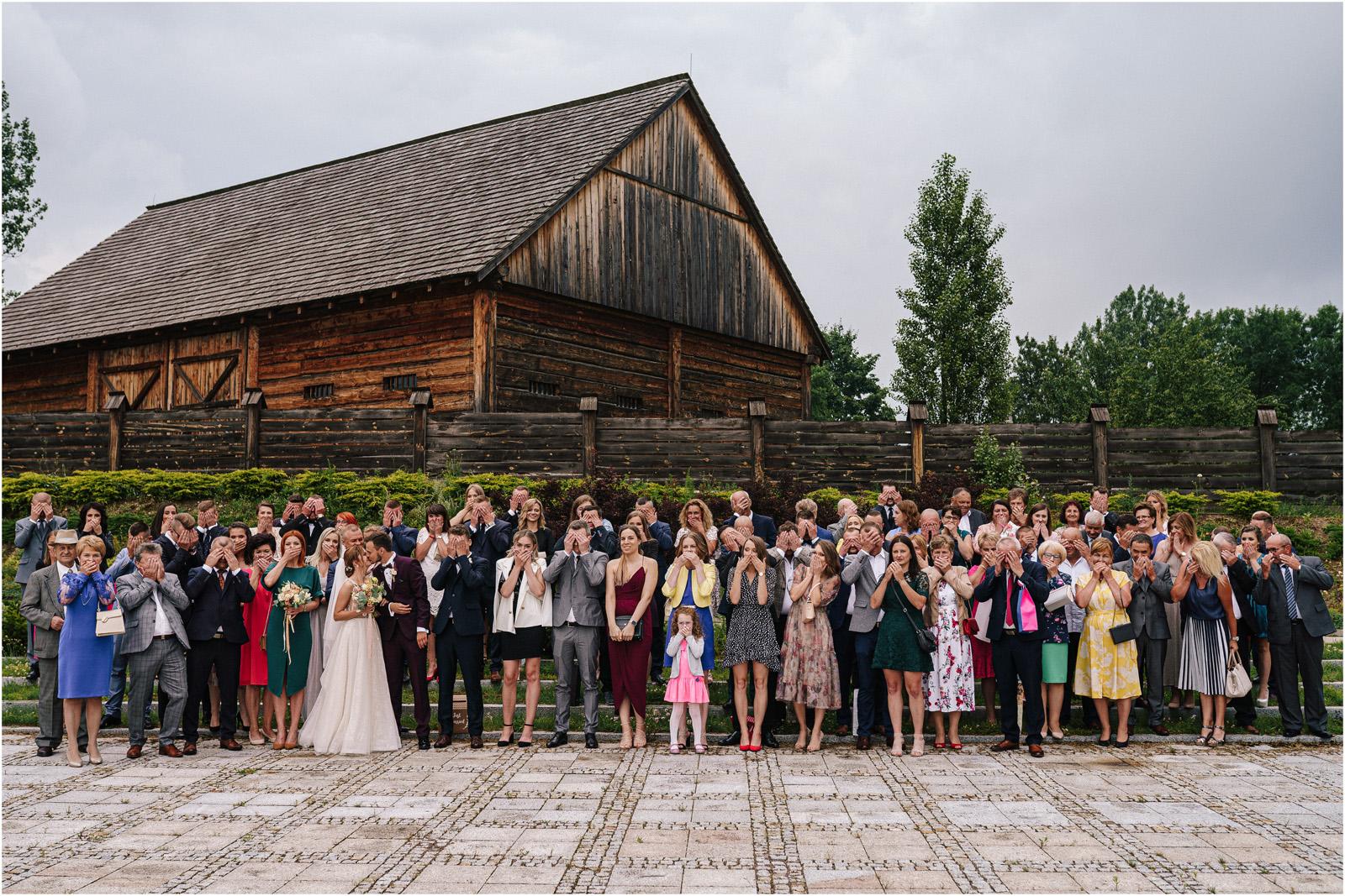 Kasia & Damian   ślub plenerowy w Kuźni Smaków i sesja w skansenie 42