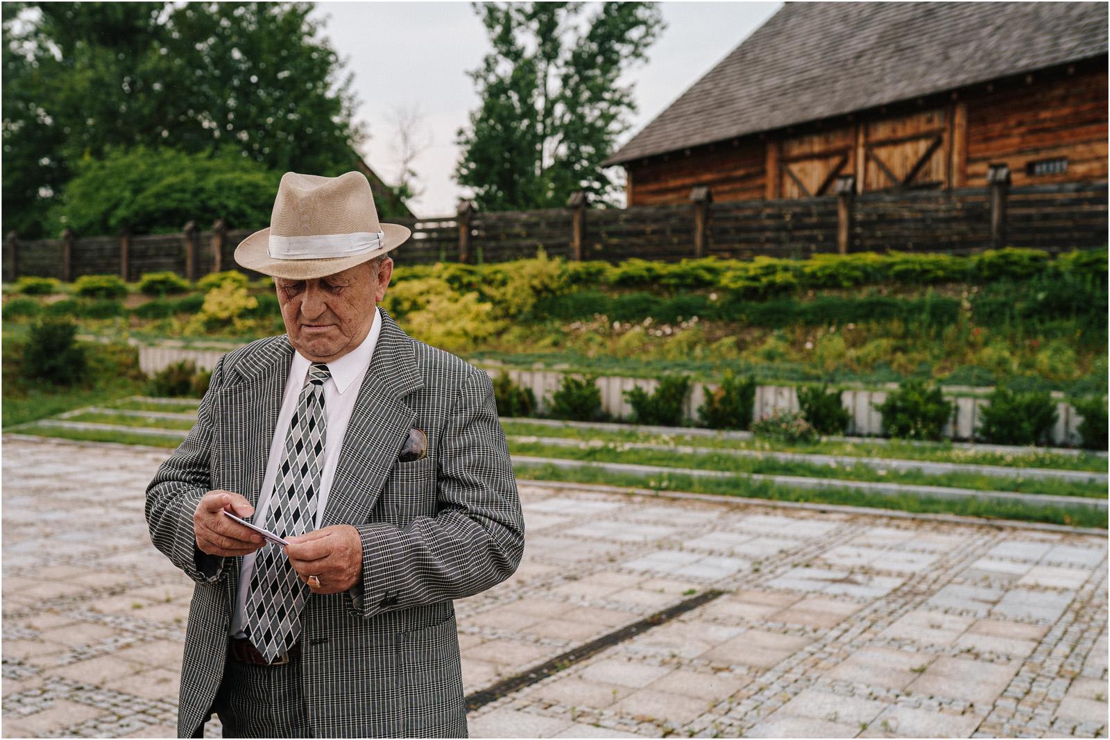 Kasia & Damian   ślub plenerowy w Kuźni Smaków i sesja w skansenie 47