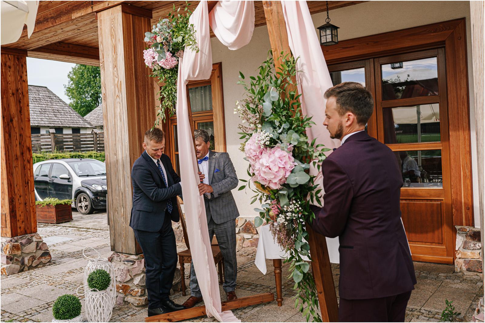 Kasia & Damian   ślub plenerowy w Kuźni Smaków i sesja w skansenie 48