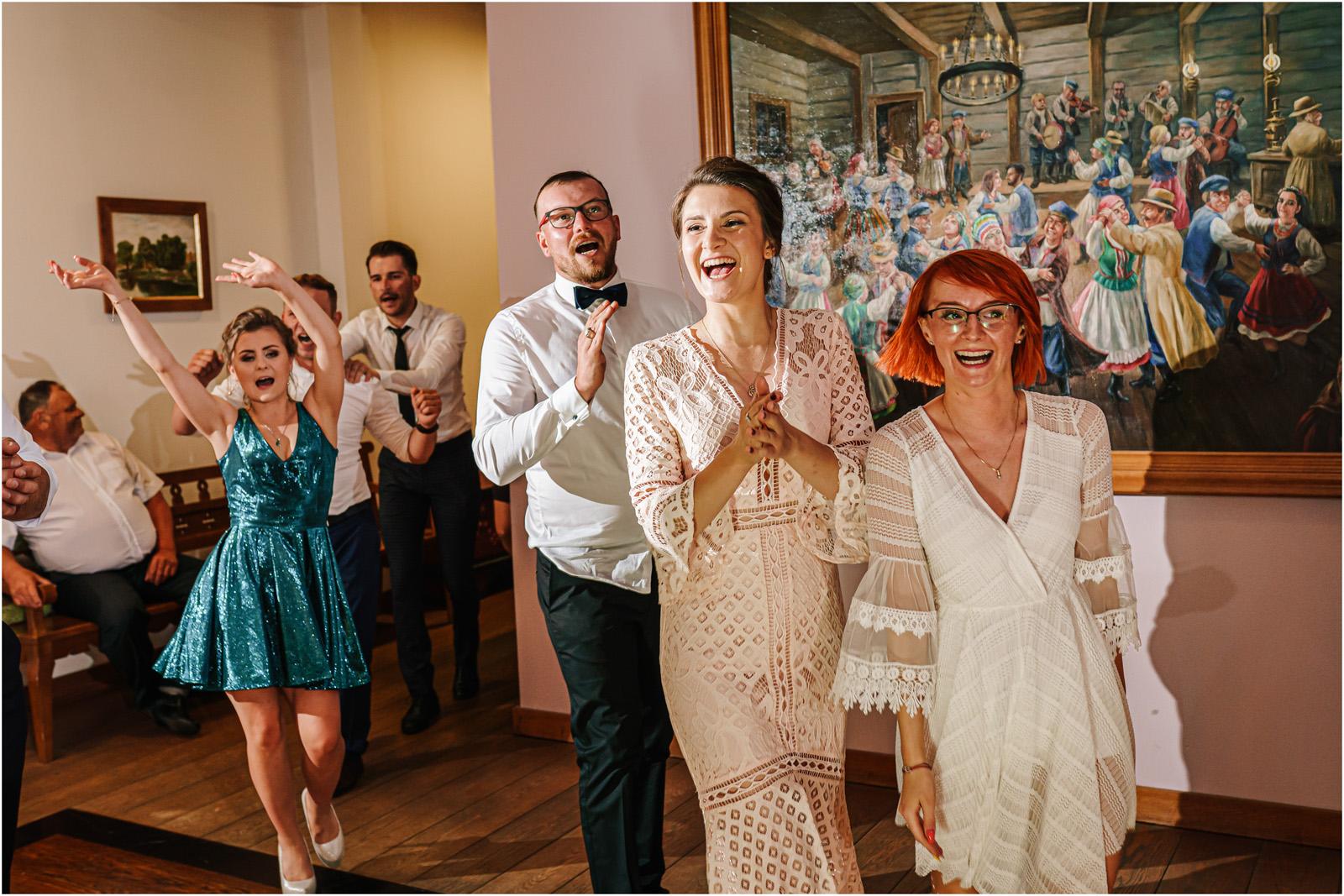 Kasia & Damian   ślub plenerowy w Kuźni Smaków i sesja w skansenie 88