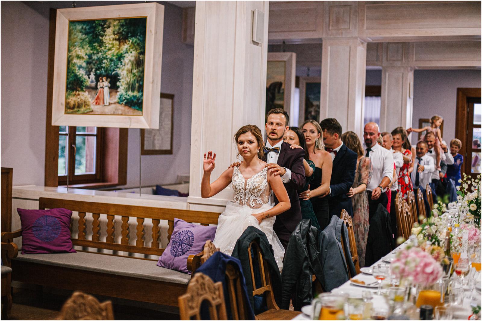 Kasia & Damian   ślub plenerowy w Kuźni Smaków i sesja w skansenie 86