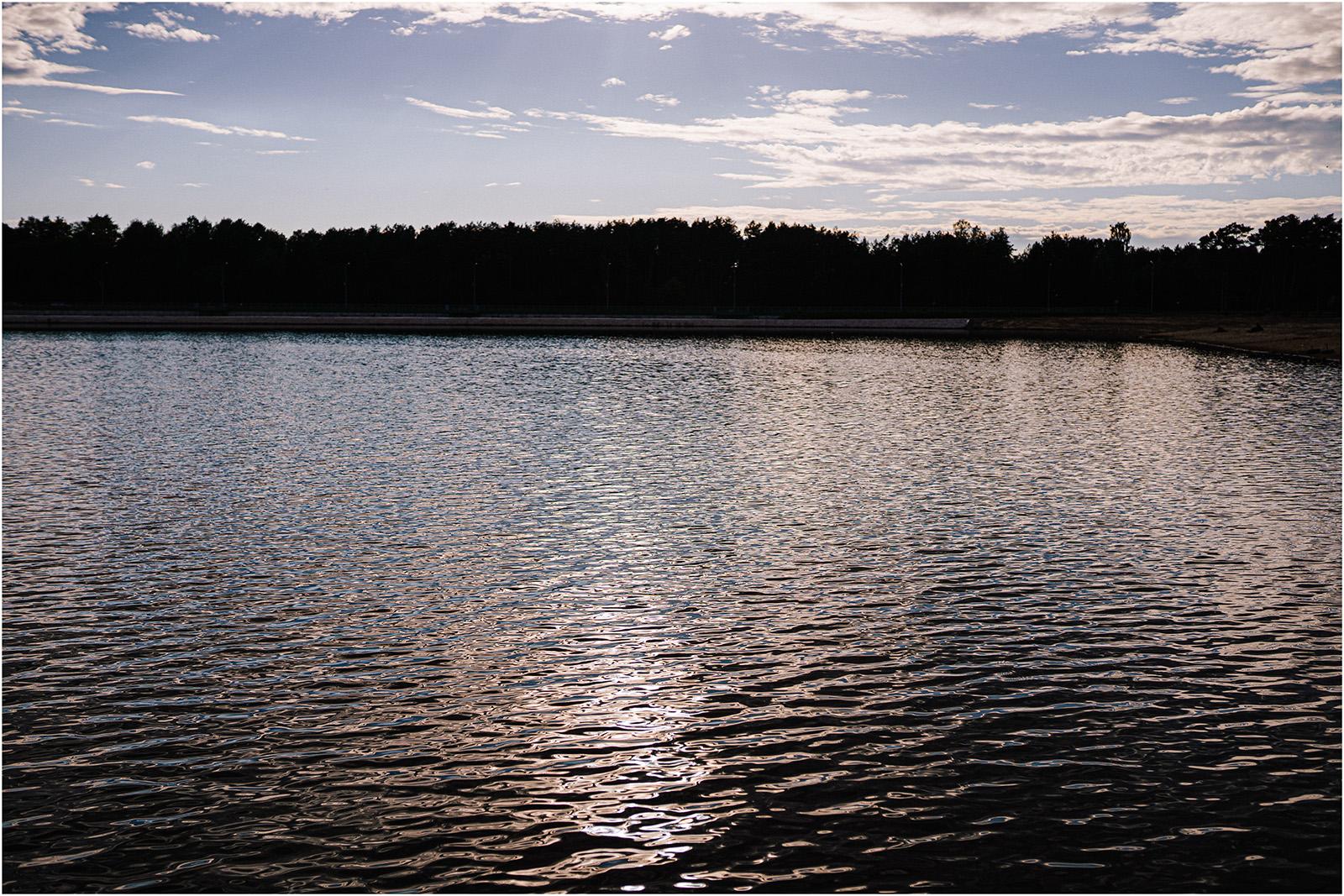 Asia & Andrzej | sesja nad jeziorem Sielpia 6
