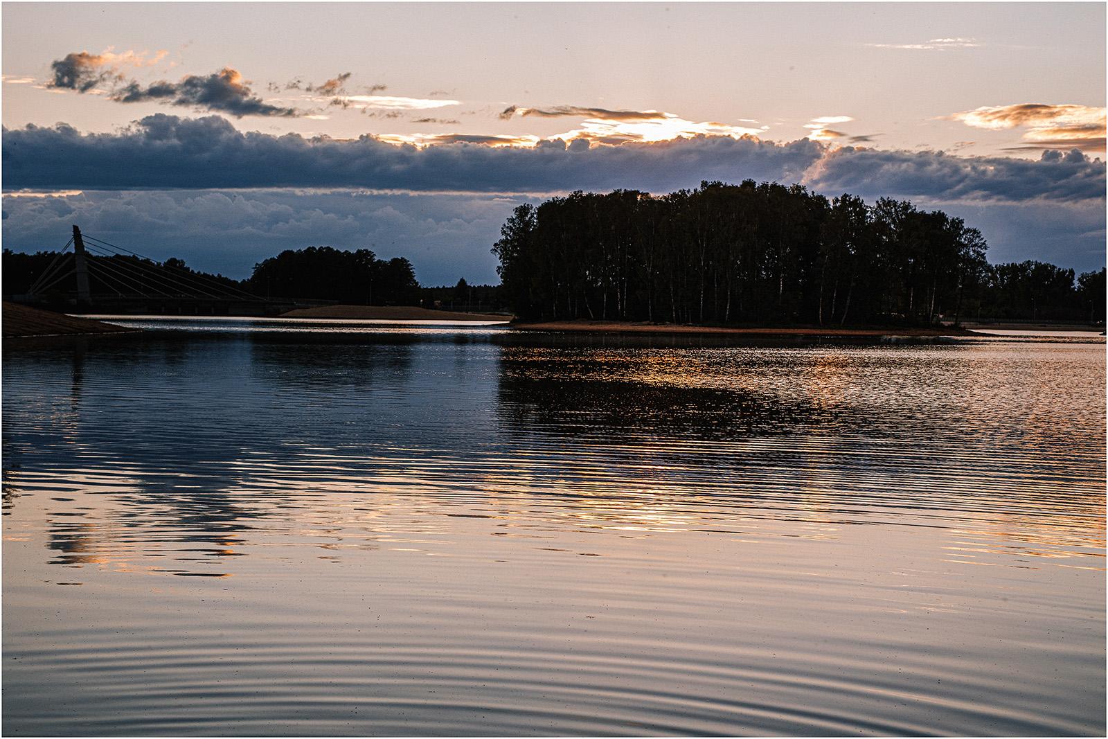 Asia & Andrzej | sesja nad jeziorem Sielpia 45